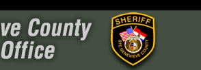 Badge of Ste. Genevieve County Sheriff's Office